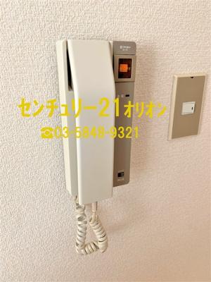 【セキュリティ】コスモプラザ富士見台(フジミダイ)