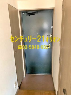 【バルコニー】テルマール・タカセ(中村橋)-2F