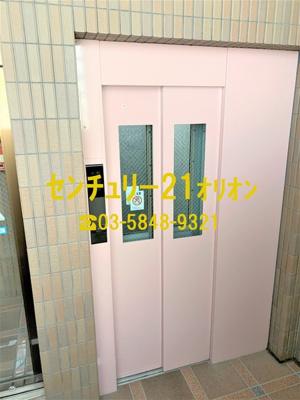 【その他共用部分】テルマール・タカセ(中村橋)-2F