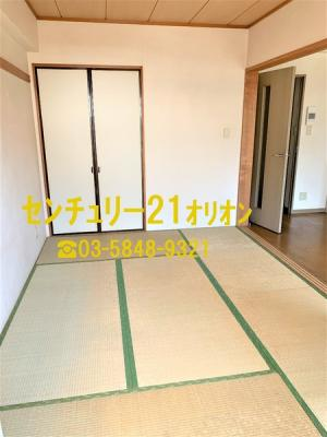 【和室】テルマール・タカセ(中村橋)-2F