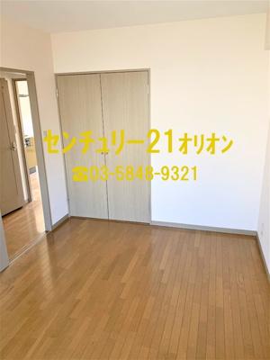 【洋室】テルマール・タカセ(中村橋)-2F