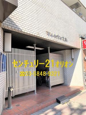 【エントランス】サンハイツ竹内(タケウチ)