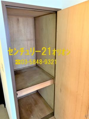 【収納】サンハイツ竹内(タケウチ)-6F