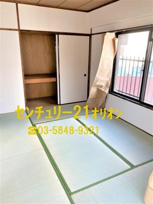 【和室】サンハイツ竹内(タケウチ)-6F