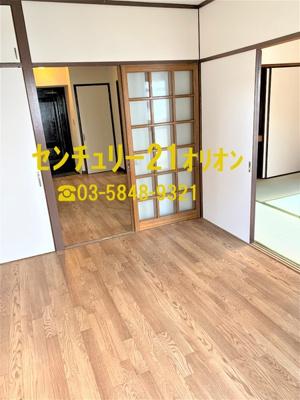 【洋室】サンハイツ竹内(タケウチ)-6F