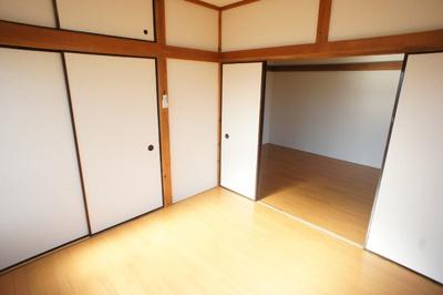 【寝室】■元ハイツ
