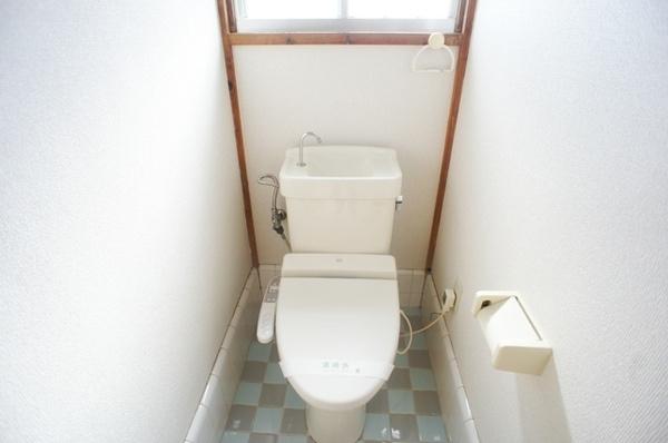 【トイレ】元ハイツ
