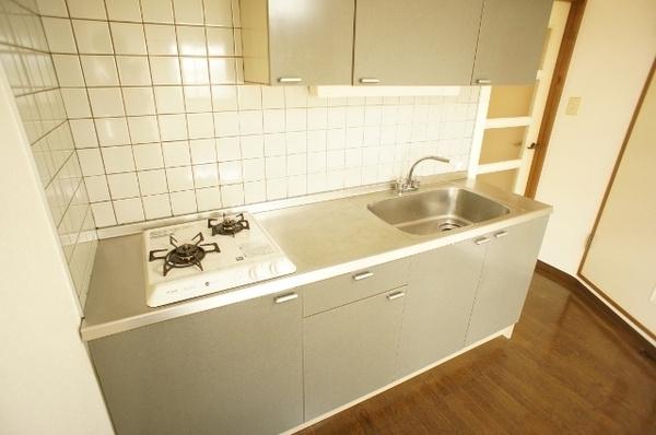 【キッチン】■グレイスコート