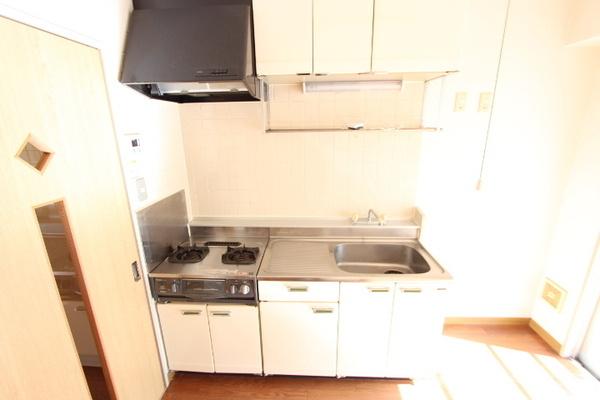 【キッチン】■グランドール玉川