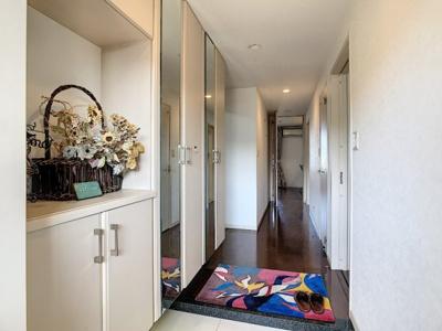 【玄関】アドバンス21ベイスクエアコンコルディア 903号室