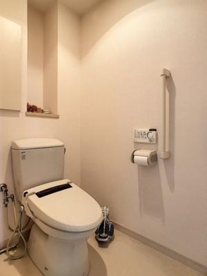 【トイレ】アドバンス21ベイスクエアコンコルディア 903号室