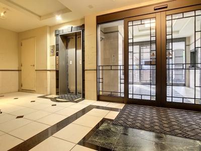 【ロビー】アドバンス21ベイスクエアコンコルディア 903号室