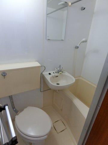 【浴室】ベルハイム国分寺