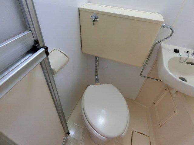 【トイレ】ベルハイム国分寺