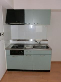 【キッチン】