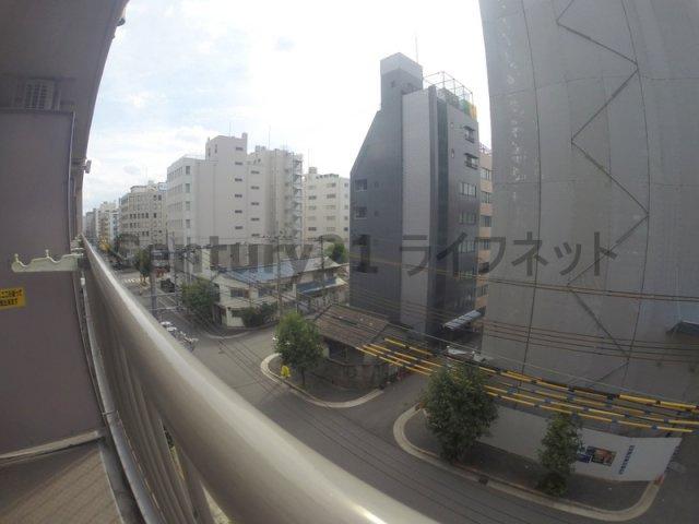 【展望】メゾン第3新大阪