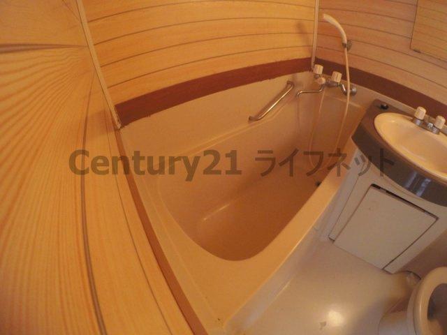 【浴室】メゾン第3新大阪