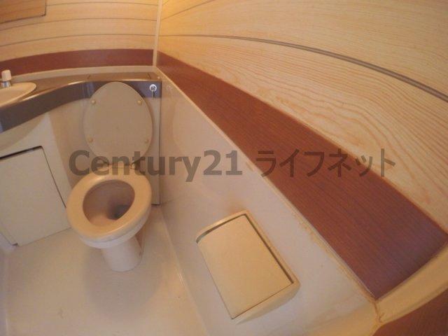 【トイレ】メゾン第3新大阪