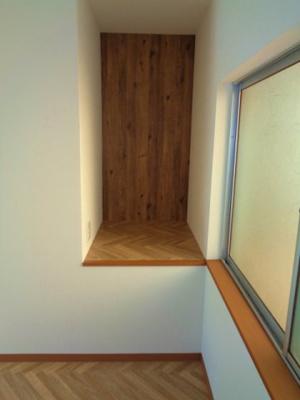 2階洋室 物入