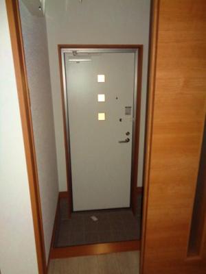 【玄関】矢田4貸家