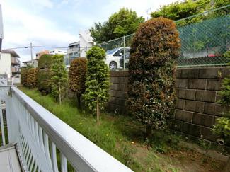 【展望】ガーデンハウス鷺沼
