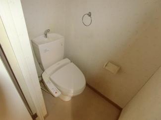 【トイレ】ガーデンハウス鷺沼