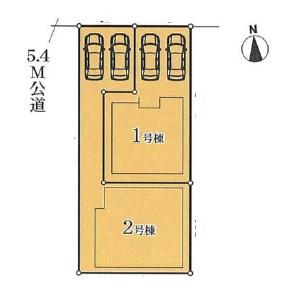 外壁には親水コートのサイディングを使用しています。 雨で汚れが落ちる優れものですよ。新築戸建の事はマックスバリュで住まい相談へお任せください。