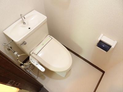 【トイレ】ディプレックス永福