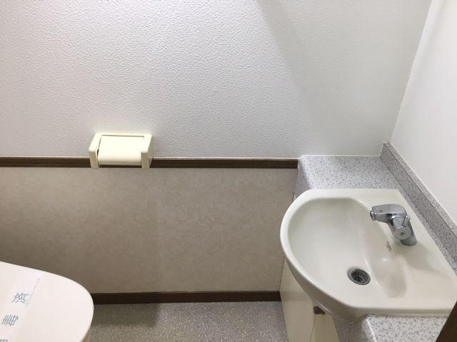 【トイレ】東急ドエルアルス長住中央公園