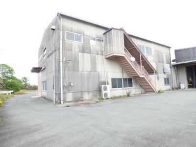 鐘ヶ江貸倉庫、工場