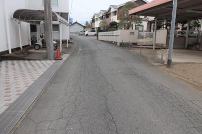 南道路→西