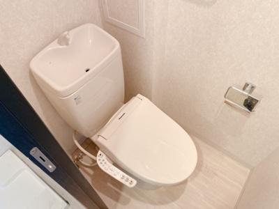 【トイレ】ステージファースト三軒茶屋アジールコート2