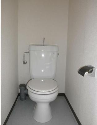 【トイレ】VILLA16