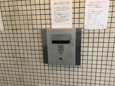 【セキュリティ】パシフィックパレス元浅草
