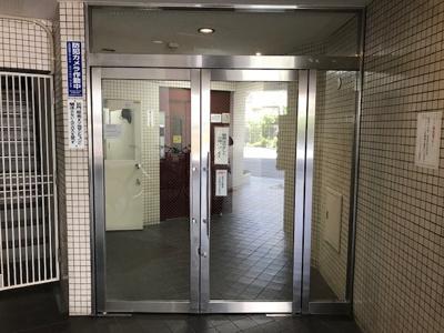【エントランス】パシフィックパレス元浅草
