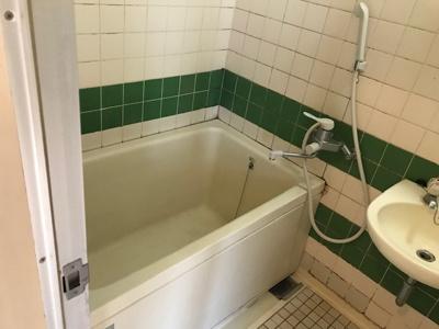 【浴室】パシフィックパレス元浅草