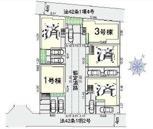 【区画図】見沼区島町