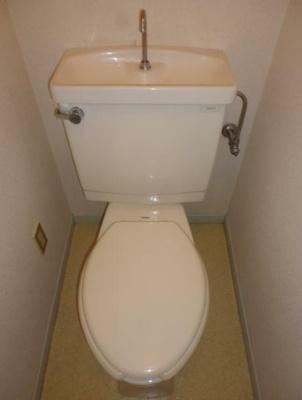 【トイレ】コアクレスト上草柳一