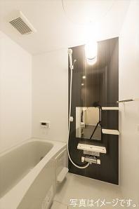 【浴室】満室稼働中!西淀川区の一棟アパート