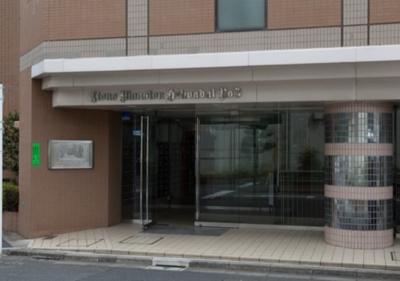 【エントランス】ライオンズマンション平和台第三