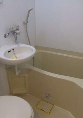 【浴室】ライオンズマンション平和台第三