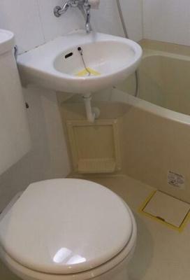 【トイレ】ライオンズマンション平和台第三