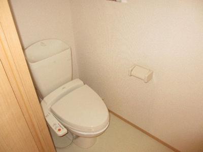 【トイレ】フルールエクラ