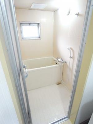 【浴室】中の池ハイツ1