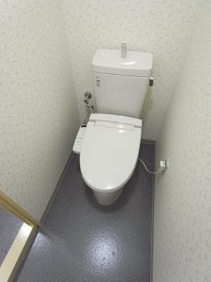 【トイレ】中の池ハイツ1