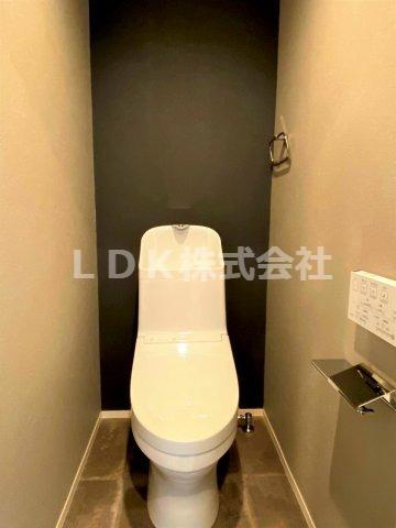 トイレ/温水洗浄付き