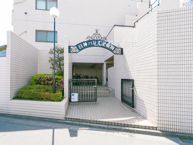 【エントランス】日神パレス上福岡