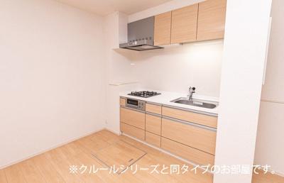 【キッチン】仮)高岡町アパート