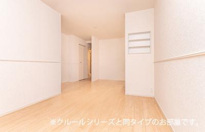 【居間・リビング】高岡町アパート