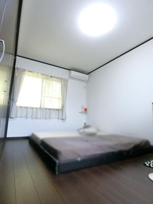 【寝室】伏見区醍醐南端山町